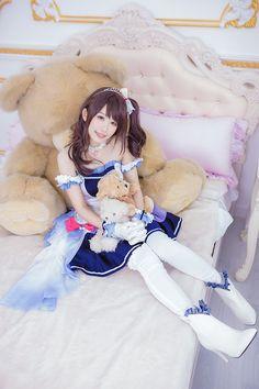 Lycozen(LYCO./翎音) Uzuki Shimamura Cosplay Photo - Cure WorldCosplay