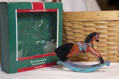 1989 Vintage Hallmark Christmas Ornament 9 by StateStreetSadie Hallmark Christmas Ornaments, Christmas Presents, Christmas Holidays, Vintage Christmas, Lunch Box, Holiday Decor, Unique Jewelry, Handmade Gifts, Ebay