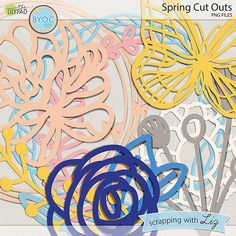 Spring Cut Outs