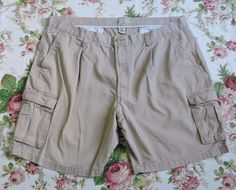 Outdoor Outfitters Men Khaki Cargo Shorts Size 44 #OutdoorOutfitters #Cargo