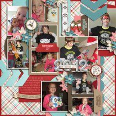 Christmas 2012 - Scrapbook.com
