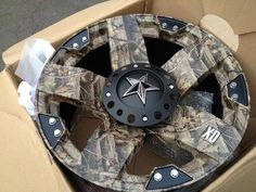 Ohhhhhhhh MY gosh...I have to have these and a Camo wrap for the bottom of my dodge! Bam!