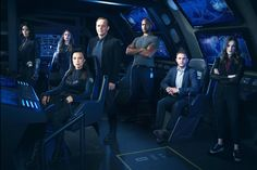 'Agents of SHIELD' renewed for season 5