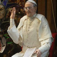 Wax Pope