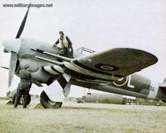 Hawker Typhoon | Hawker Typhoon Mk IA 1944 - Military Photos Images Pictures Discussion