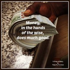 A photo edited with PicMonkey Photo Editing Tools, Money Quotes, Design Thinking, Photo Editor, It Works, Honey, Graphic Design, Quotes About Money, Nailed It