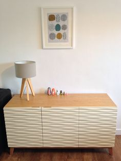 M&s milton sideboard  Eloise Renouf trees print Ingela Arrhenius stacking dolls
