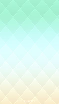 Free Mojito Diamond Gradient iPhone Wallpaper  http://www.dannisawthis.co.uk/iphone-wallpapers-free-downloads-2/
