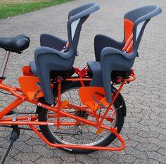 Yuba Mundo Child Seat Bike seats for the yuba mundo