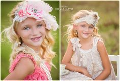 Southern Sweet Tea and Lace Session, Child Styled Session, Tea Party Session, Rustic Southern Photography, Sister Session, Holly Davis Photography | The Woodlands, TX