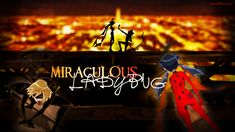 Miraculous Ladybug Wallpaper by FlockofFlamingos.deviantart.com on @DeviantArt