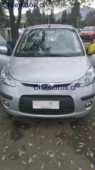 Chileautos: Hyundai I10 Basico 2011 $ 3.550.000