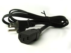 Sony PS3 power cable, let's grab it fast with an affordable price and best quality which can make you more satisfy.