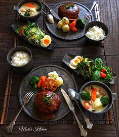 Breakfast Lunch Dinner, Food Menu, International Recipes, Food Design, Food Presentation, Japanese Food, Food Photo, Food Hacks, Healthy Recipes