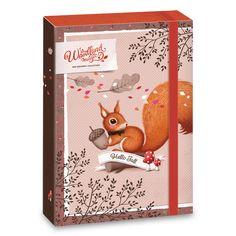 Woodland Magic füzetbox A/4 Hello Autumn, Woodland, Magic, Holiday Decor, Fall, Home Decor, Autumn, Decoration Home, Fall Season