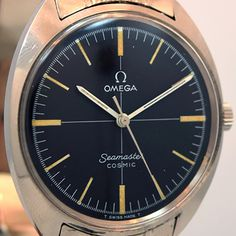 1969 Omega Seamaster Cosmic Stainless Steel Ref. 135.017 SP