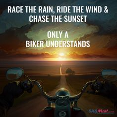 Only Biker Understands Bike Quotes, Biker, Racing, Motorcycle, Sunset, Woman, Movies, Movie Posters, Running
