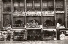 Clifton's Brookdale Cafeteria at 648 South Broadway in Los Angeles (ca. 1935)