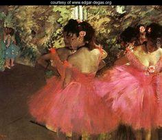Deze foto vind ik zelf heel mooi, Degas is een van mijn favoriete schilders, en zou ik daarom wel posten.