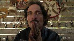 the sons of anarchy Kim Coates, Funny Elephant, Elephant Jewelry, Charlie Hunnam, Sons Of Anarchy, I Movie, Suddenly, Spin, Mushrooms