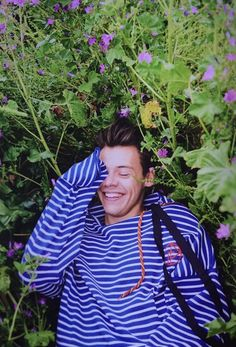 Harry Styles for the autumn/fall issue of Another Man