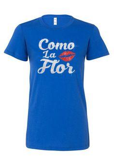 selena quintanilla como la flor Top Quality T Shirt Women's Favorite Tee - bella #Bella #GraphicTee