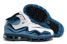 white game royal blue new footwear