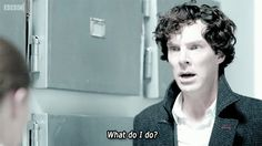 About to start my first, complete Sherlock hiatus...