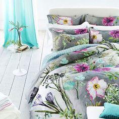 Madhuri Camellia Bedding by Designers Guild  #bedding #towels #sheets #figlinenswestport #homedecor #westport #06880 #quilts #interiors #Figlinensandhome