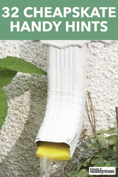 31 Cheapskate Handy Hints for the Outdoors - - Save those milk jugs, soda cans, pool noodles and other things around your house you thought were useless. Think again! Give them a new life outdoors with these genius ideas. Simple Life Hacks, Useful Life Hacks, Amazing Life Hacks, Outdoor Projects, Garden Projects, Backyard Projects, House Projects, Backyard Ideas, Handyman Projects