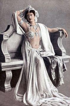 Mata Hari  Shot by a French firing squad, as a traitor.