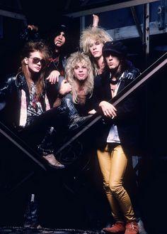 Guns N' Roses, 1987