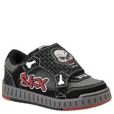80d2555e7964 Skechers Kids Nollies Skulls   Bones shoes (worn by Liam McDermott)  35.20
