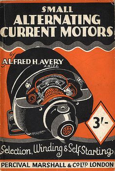 Small alternating current motors by Alfred H. Avery