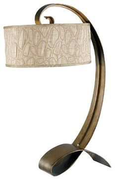 Kenroy 20090SMB Remy Contemporary Table Lamp contemporary-table-lamps