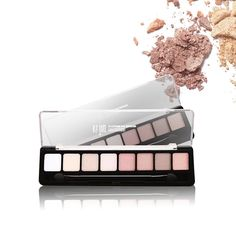 Matte Eyeshadow Palette Makeup Naked Eye Shadow Palette Smoky Glitter Maquillage Eye Makeup 8 Color #Affiliate
