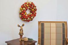 Deko-Objekte - Kranz Atvengelin - ein Designerstück von Mausepelzchen-kreativ bei DaWanda