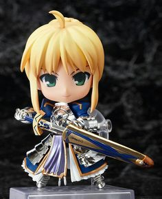 Nendoroid #250 - Saber - Fate/Stay Night