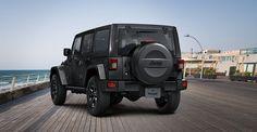 Jeep® Wrangler Unlimited Altitude(ジープ・ラングラー アンリミテッド アルティテュード) | Jeep®