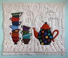 tea time quilt