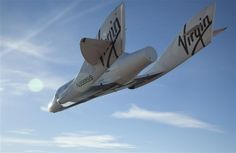 Virgin Galactic Space Ship Completes Its 24th Test Flight In Mojave Desert   Skift Travel IQ - April 5, 2013
