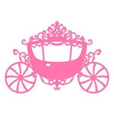 .svg file? Princess Carriage