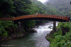 Le pont de #Nikko #Japon