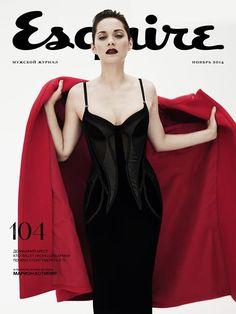 Marion Cotillard for Esquire Russia November 2014