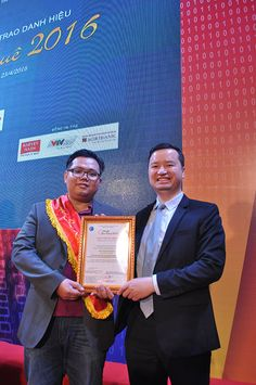 iZiSell achieved 2016 Sao Khue Award | Hanel Software Solutions | Công ty Cổ phần Giải pháp phần mềm Hanel | HanelSoft