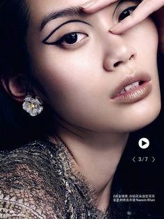 Ming Xi by David Slijper for Vogue China September 2013 3