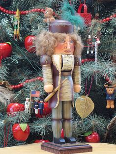 Milford Christopher Columbus Nutcracker