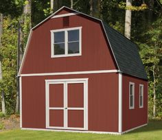 Oxford :: Yard Built from Lowes the one I'm going to get is Milton A beautiful barn, right on your property 16x28 8' $7725 with a loft converted to a sleeping loft....
