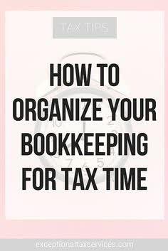 Business Tax Deductions, Bookkeeping Business, Bookkeeping Services, Bookkeeping Course, Business Money, Business Planning, Business Tips, Small Business Organization, Financial Organization