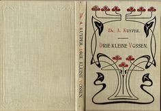 (Uitg. Kok) Boekband ontwerper cover design Entwurf Einband onbekend unbekannt unknown | Flickr - Photo Sharing!
